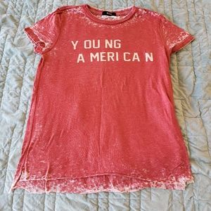 Young American shirt